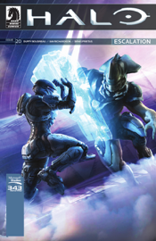 Halo: Escalation #20 book