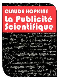 La publicité scientifique