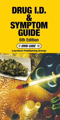 Drug I.D. & Symptom Guide 6th Edition QWIK-CODE - Keith Graves book