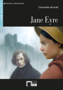 Jane Eyre Libro Cover