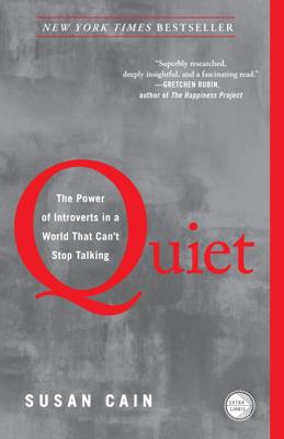 Quiet - Susan Cain book