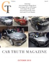 Car Truth Magazine October 2015