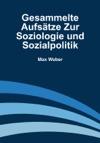 Gesammelte Aufstze Zur Soziologie Und Sozialpolitik