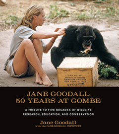 Jane Goodall: 50 Years at Gombe book