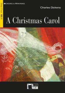A Christmas Carol Copertina del libro