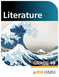 Houghton Mifflin Harcourt Literature, Grade 10