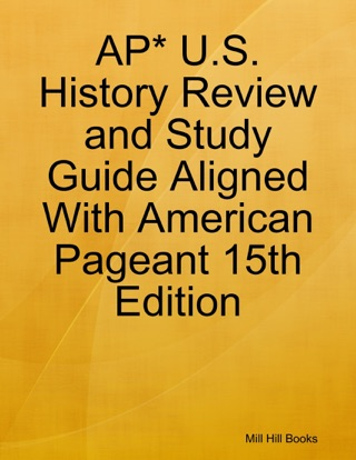 AP U S History Review And Study Guide Aligned With