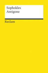 Antigone Buch-Cover