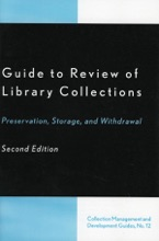 Guide To Review Of Library Collections