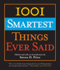 Steven Price - 1001 Smartest Things Ever Said  artwork