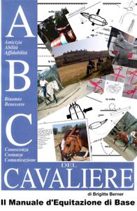 ABC del Cavaliere, il Manuale d'Equitazione di Base Copertina del libro