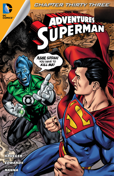 Adventures of Superman (2013- ) #33