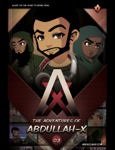 The Adventures of Abdullah-X: Issue 03