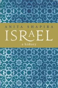 Israel von Professor Anita Shapira Buch-Cover