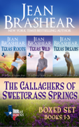 The Gallaghers of Sweetgrass Springs Boxed Set