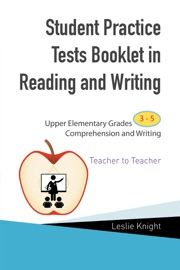 Student Practice Test Booklet In Reading And Writing