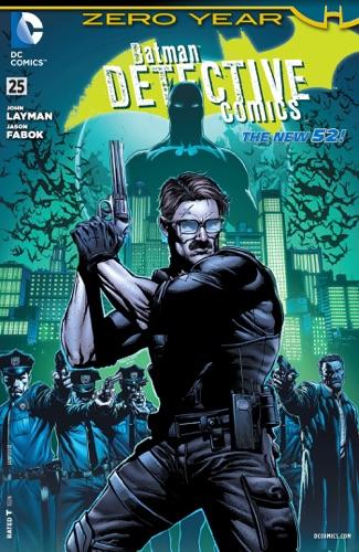 Download Batman: Detective Comics #25 free by John Layman
