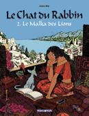 Le Chat du Rabbin - Tome 2 - Le Malka des lions