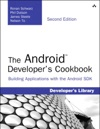 The Android Developers Cookbook Building Applications With The Android SDK 2e