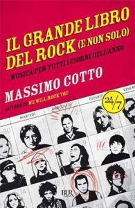 Il grande libro del rock (e non solo) Copertina del libro