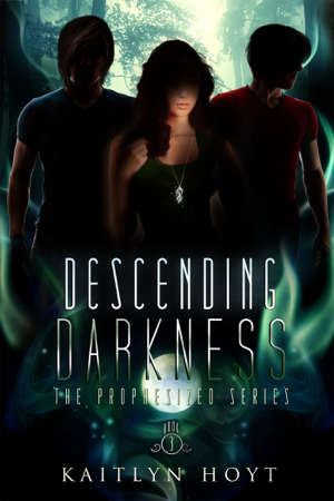 Descending Darkness - Kaitlyn Hoyt