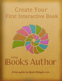 Create your first interactive book using iBooks Author book