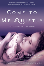Come to Me Quietly book