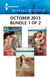 Harlequin Special Edition October 2013 - Bundle 1 of 2 PDF Download