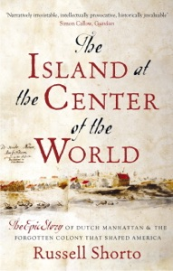 The Island at the Center of the World Book Cover