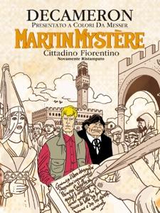 Martin Mystère - Decameron Book Cover