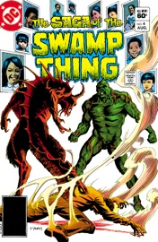 The Saga Of The Swamp Thing 1982 4
