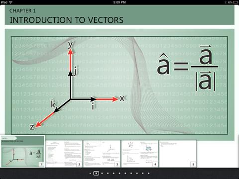 Vector Algebra by WAGmob on Apple Books