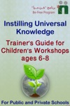 Trainers Guide For Childrens Workshops 6-8 Years Old