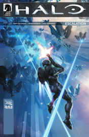 Halo: Escalation #21 book