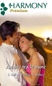 Amore tra le dune Book Cover