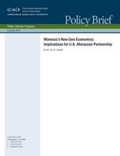 Morocco's New Geo-Economics