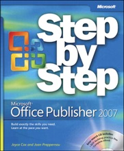 Microsoft® Office Publisher 2007 Step By Step