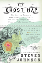 The Ghost Map book