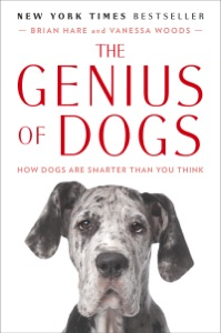 The Genius of Dogs Book Cover