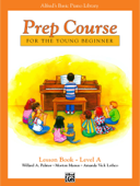 Alfred's Basic Piano Prep Course: Lesson A
