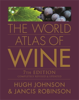 Hugh Johnson & Jancis Robinson - The World Atlas of Wine, 7th Edition artwork