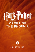 Harry Potter and the Order of the Phoenix (Enhanced Edition) Book Cover