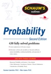 Schaums Outline Of Probability Second Edition