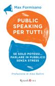 Public speaking per tutti Book Cover