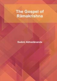 The Gospel of Râmakrishna book