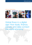 Global flows in a digital age: How trade, finance, people, and data connect the world economy