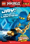 LEGO Ninjago Chapter Book Jay Ninja Of Lightning