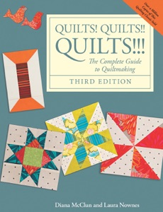 Quilts! Quilts!! Quilts!!! Book Cover