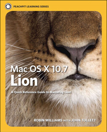 Mac OS X Lion book