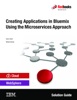 IBM Redbooks - Creating Applications in Bluemix Using the Microservices Approach artwork
